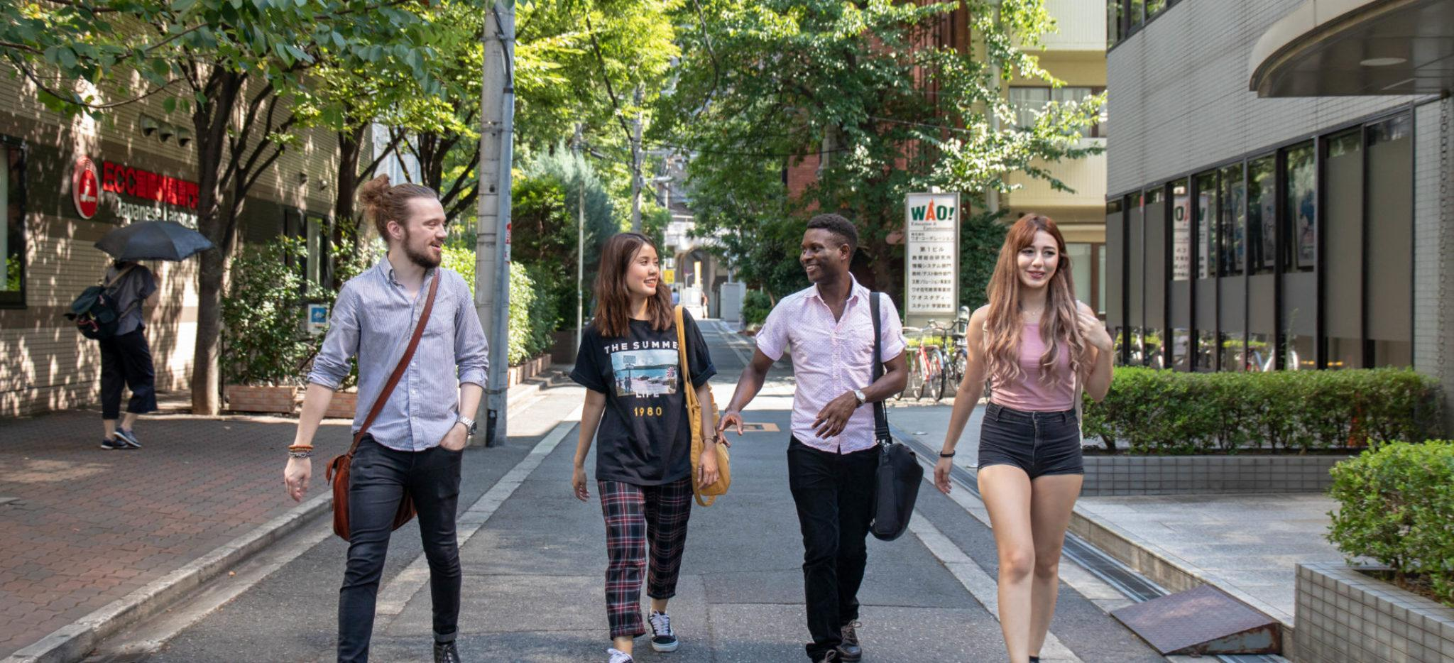 best cities to study japanese in japan
