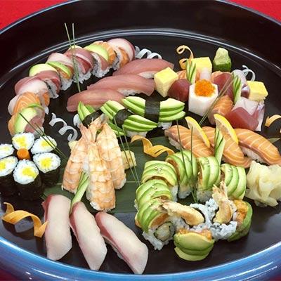 Curso de chef internacional de sushi de 10 días