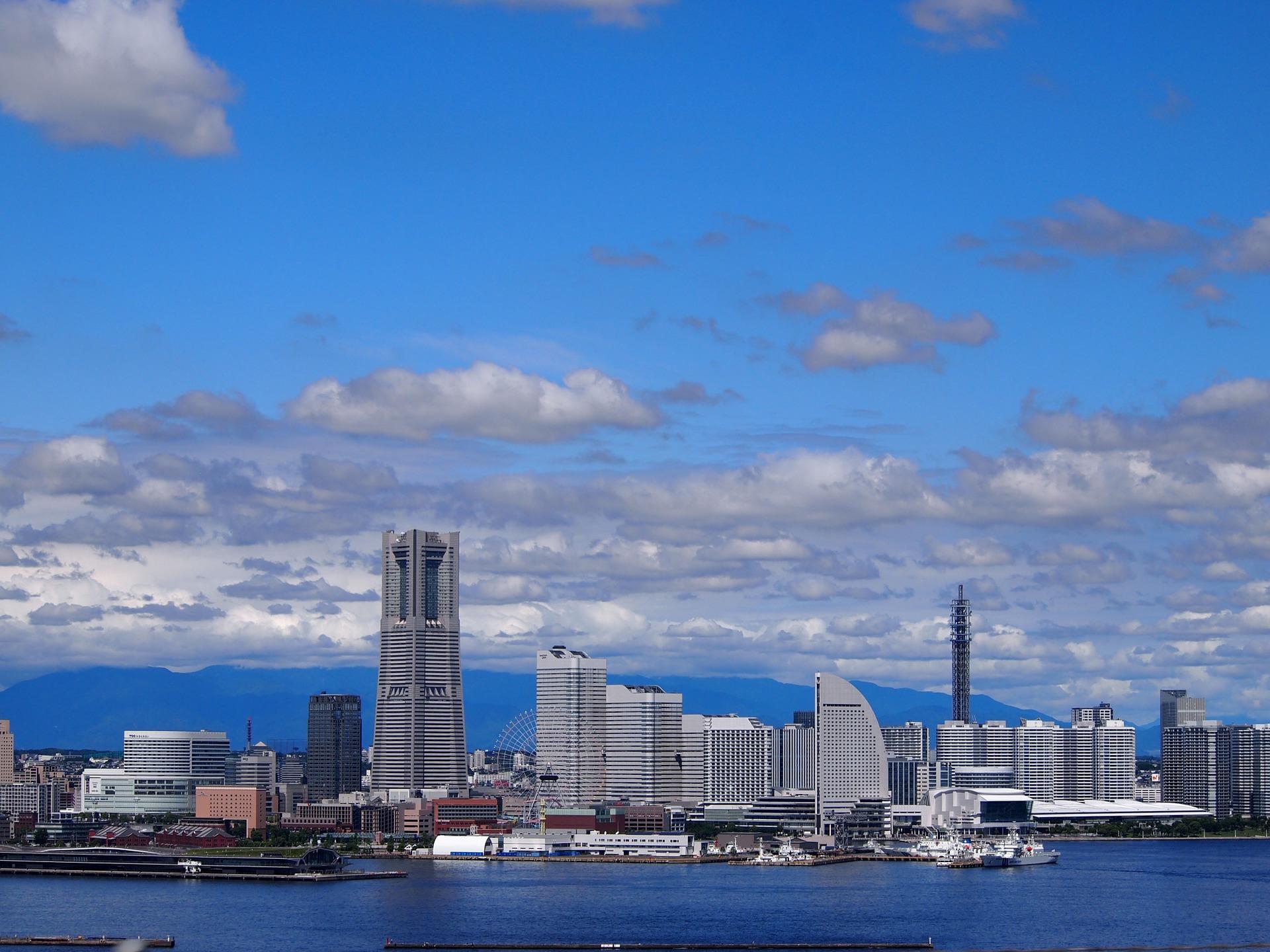 Stadt Yokohama