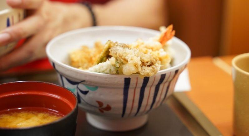 tempura don
