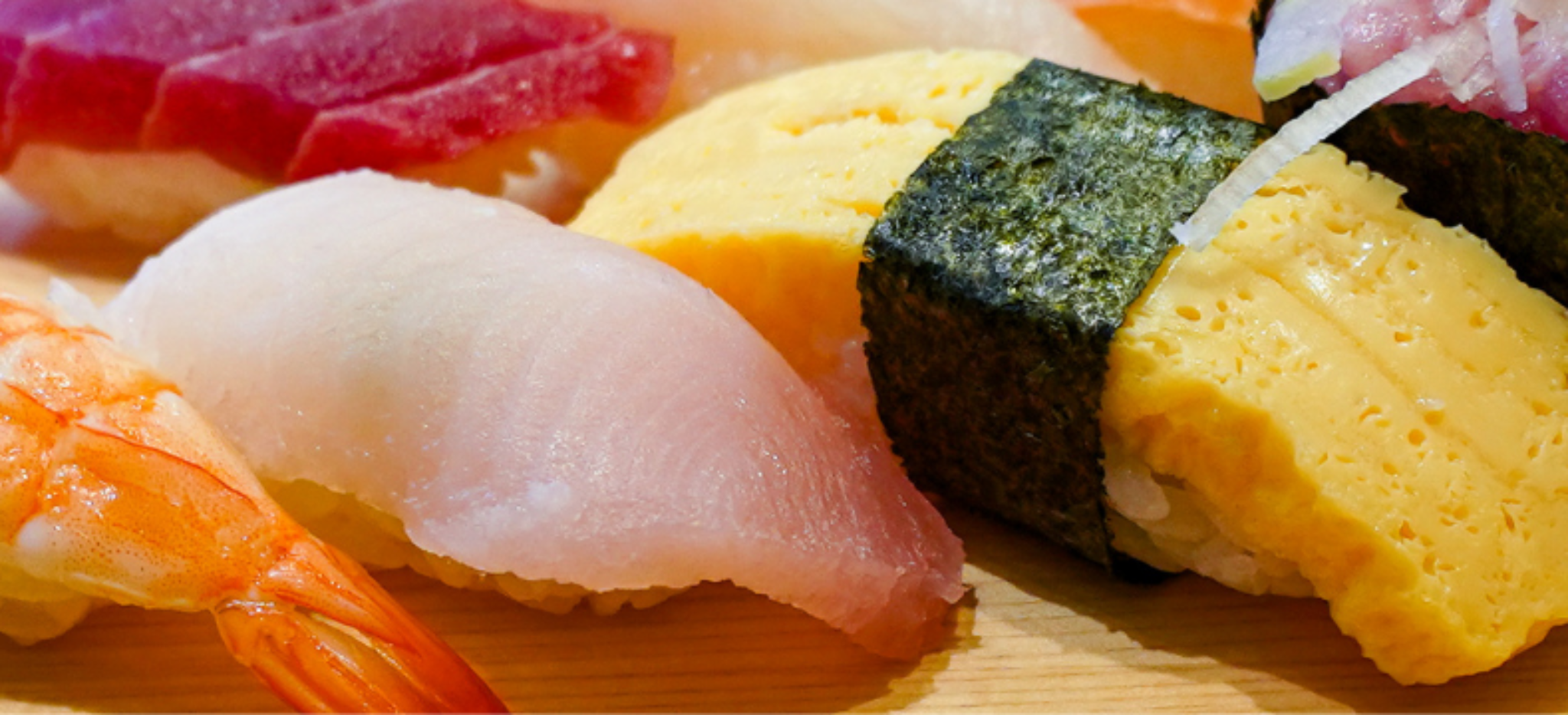 japansk sushi