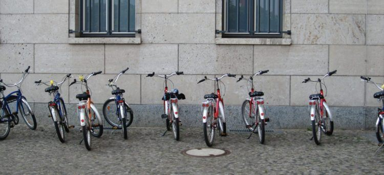 Bicycle in Japan