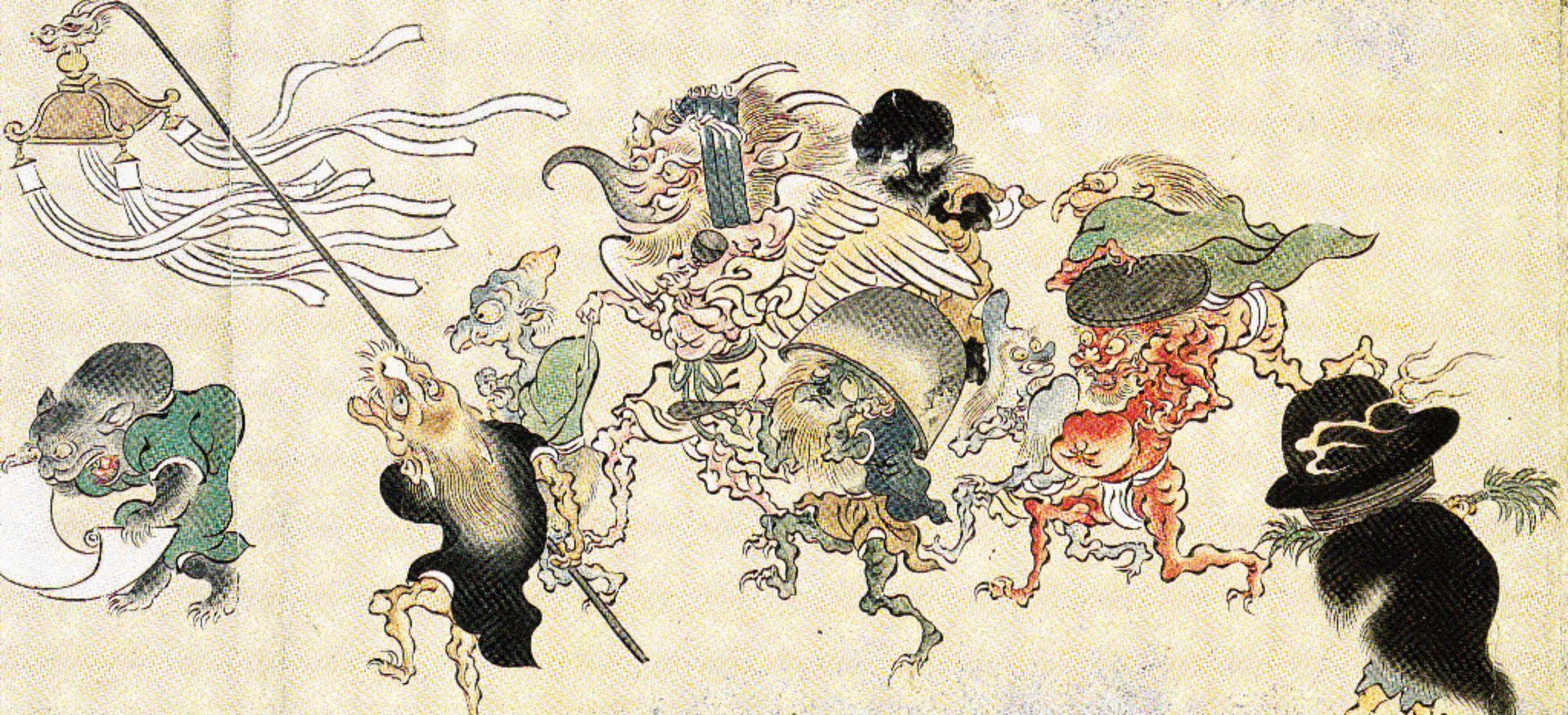 Japanese monsters