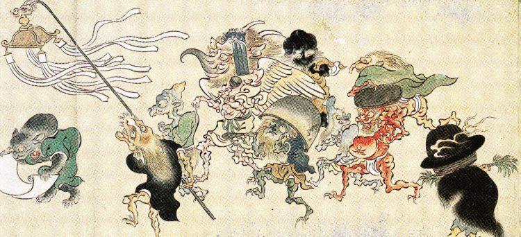 Japanische Monster