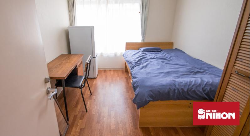 Camera da letto in Giappone
