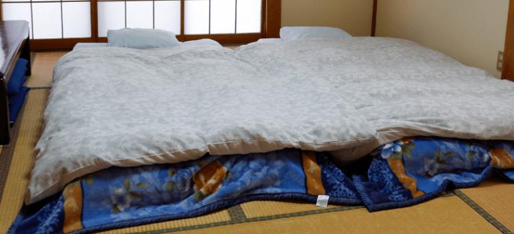 futon japonais