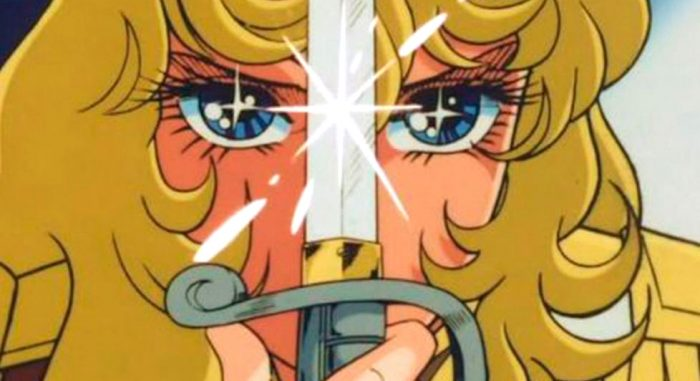 Cartone animato Lady Oscar