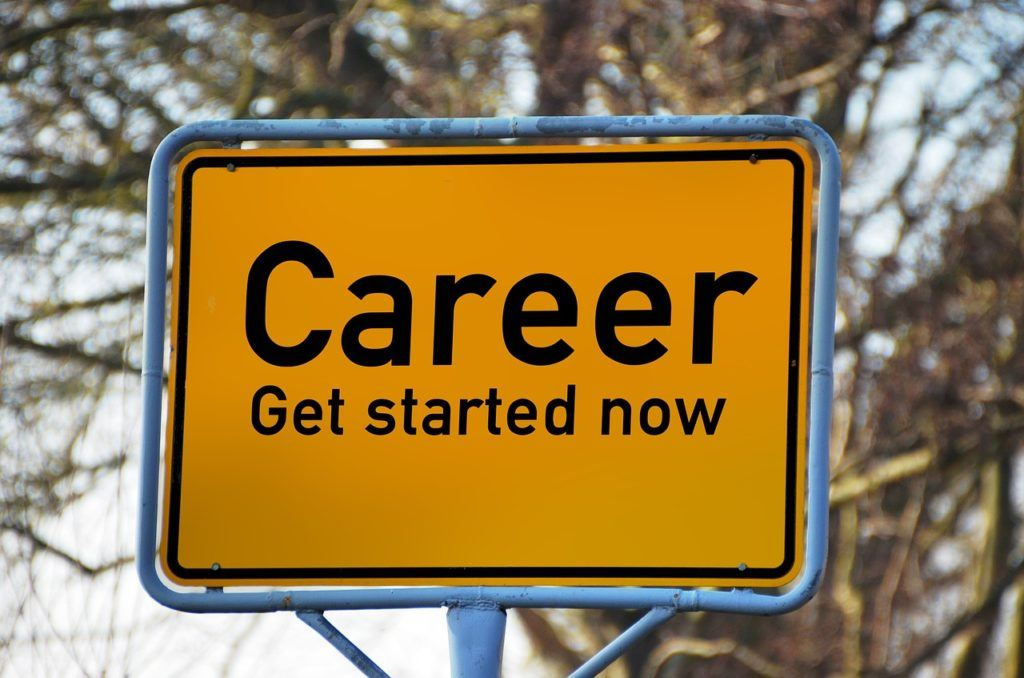 Career get started now
