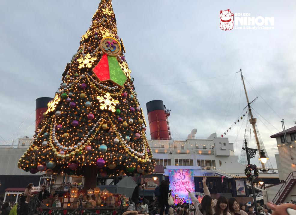 Christmas at DisneySea