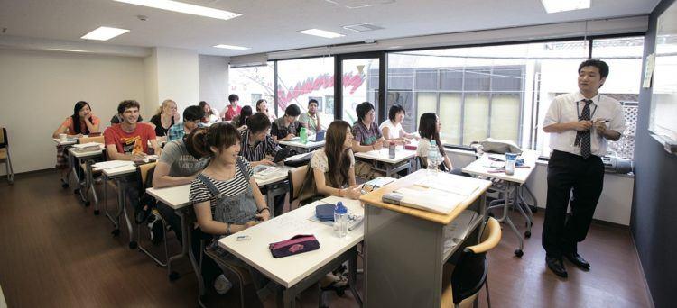 student i tokyo