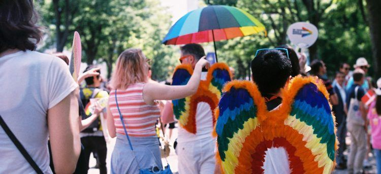 LGBTQ in Giappone