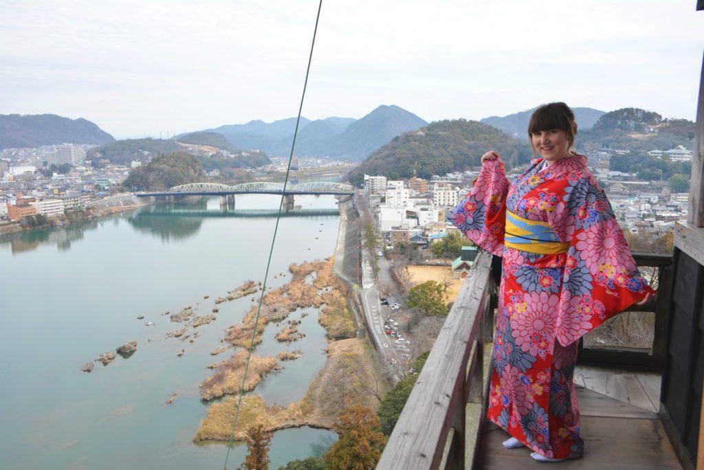 Claudia kimono