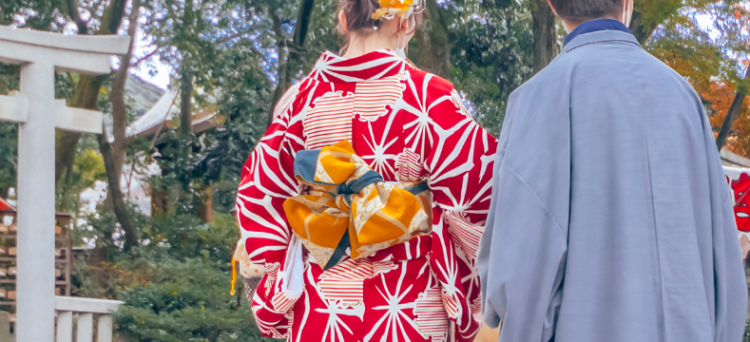 indossare lo yukata