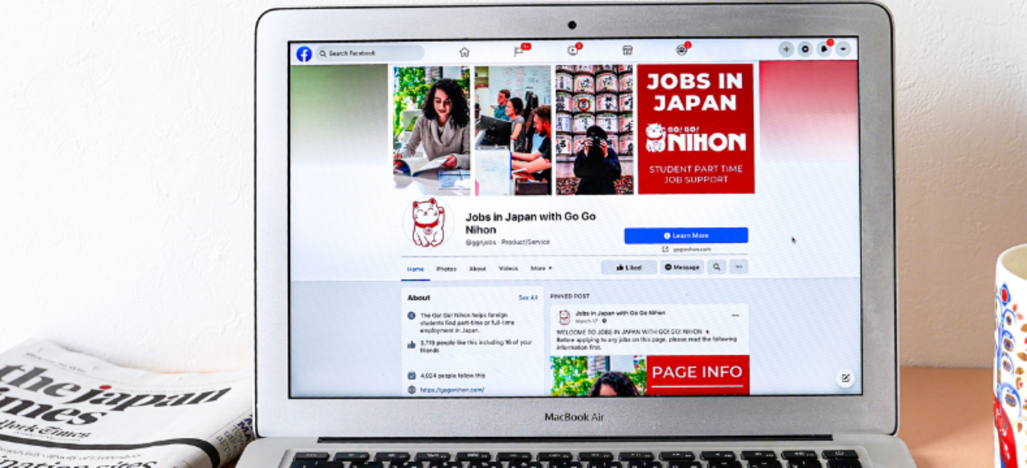 trouver un travail au Japon