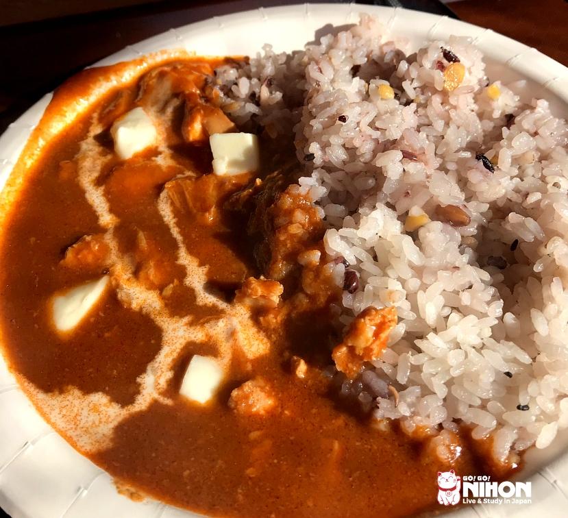 Ricette giapponesi facili: riso al curry