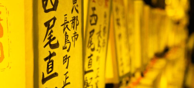 один год в Японии