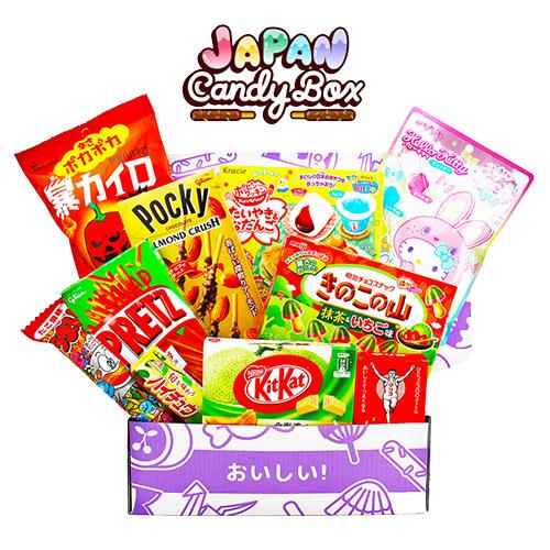 Snack giapponesi sul negozio online di Go! Go! Nihon