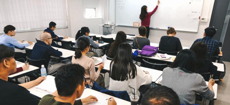 Bekka program teaching classroom ISI Kyoto