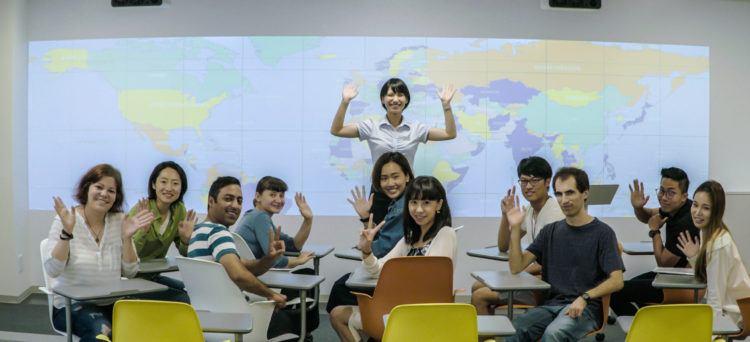 corso di giapponese avanzato in Giappone