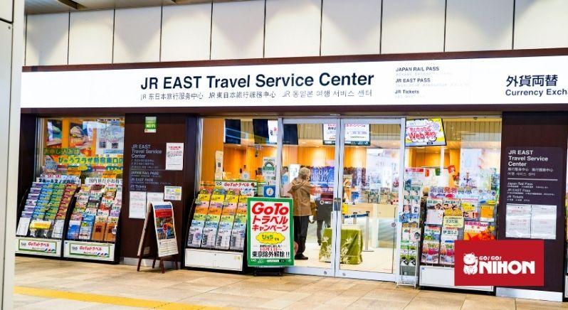 JR East Travel service centre