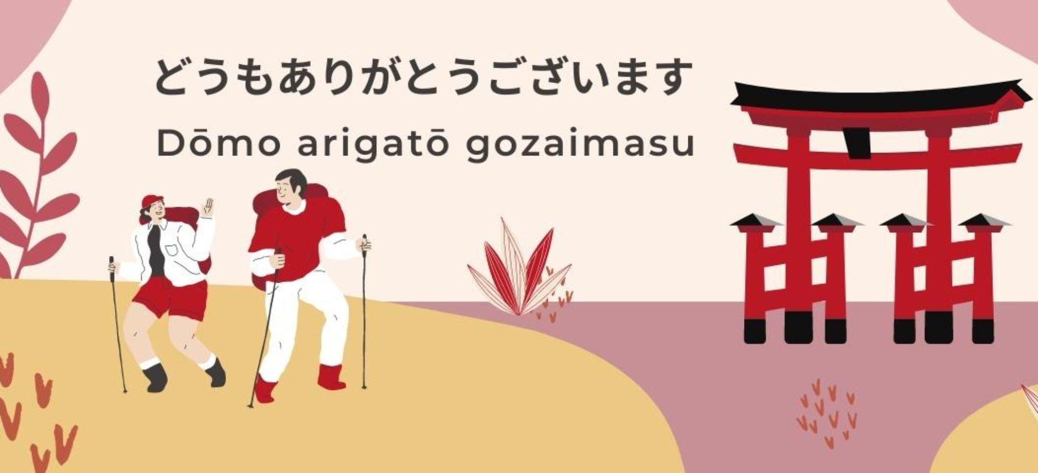 viktigaste japanska fraserna för vardagen
