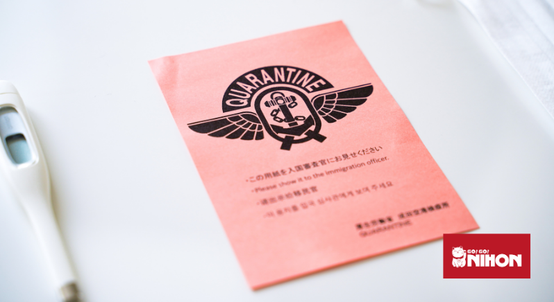 quarantine paper