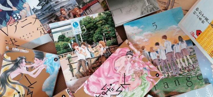 Classici giapponesi versioni manga