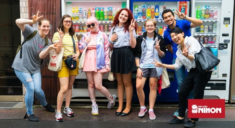 voyage étude Youth Japan