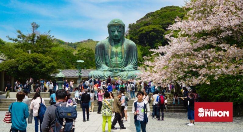 Big Buddha at Kamakura