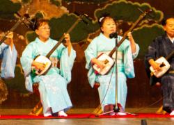 La musica tradizionale giapponese